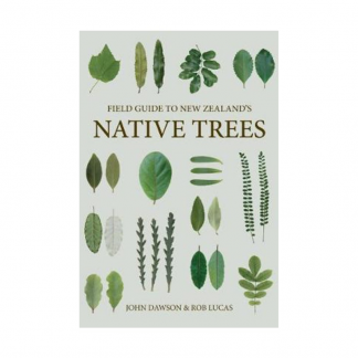 Field Guide to NZ's Native Trees