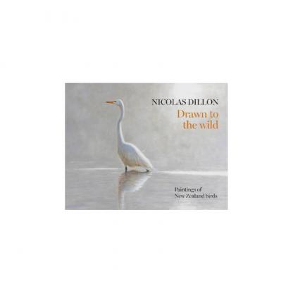 Drawn to the Wild Nicholas Dillon Pukorokoro Miranda Shorebird Centre