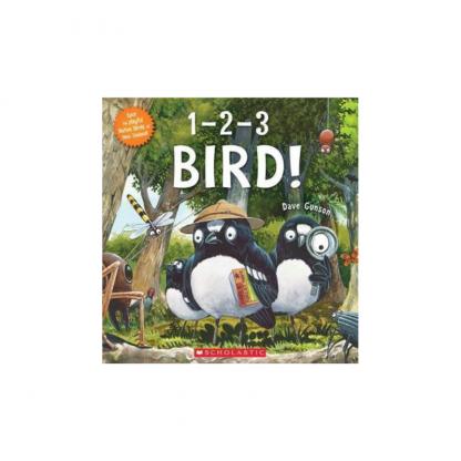 1 2 3 Bird!