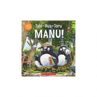 Tahi-Rua-Toru Manu!
