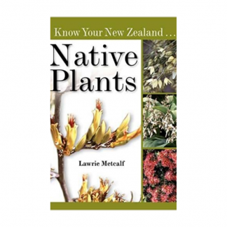 Know Your NZ Native Plants