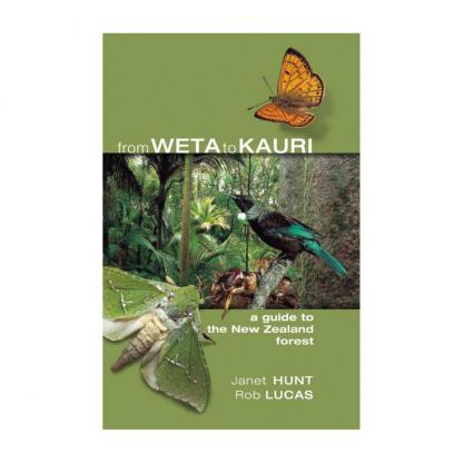 From Weta to Kauri