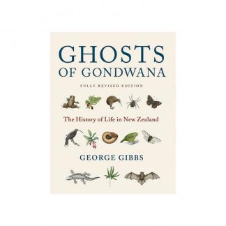 Ghosts of Gondwana Pukorokoro MIranda Shorebird Centre bookshop