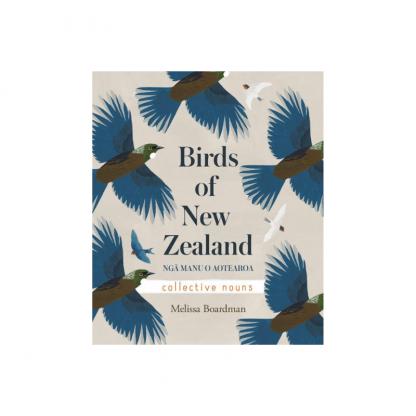 Birds of New Zealand Nga Mānu o Aotearoa, Collective Nouns