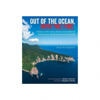 Out of the Ocean Into the Fire Pukorokoro Miranda Shorebird Centre shop bookshop