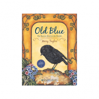 Old Blue: the rarest bird in the world