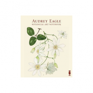 Audrey Eagle Botannical Art Journal