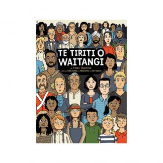 Te Tiriti o Waitangi The Treaty of Waitangi