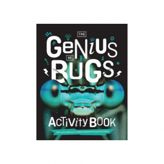 pukorokoro miranda shorebird centre bookshop Genius of Bugs Activity Book
