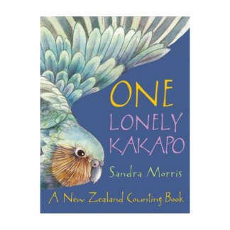 One Lonely Kakapo A New Zealand Counting Book