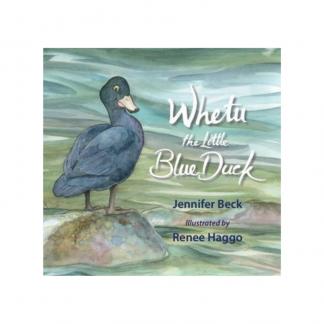 whetu the little blue duck