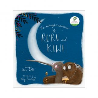 the midnight adventures of ruru and kiwi