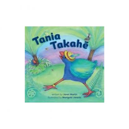 Tania Takahe