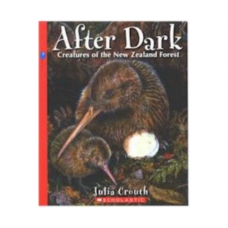 after dark creatures of the nz forest