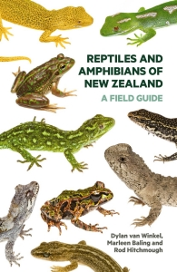 Reptiles and Amphibians of New Zealand : A Field Guide