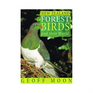 nz forest birds and their world