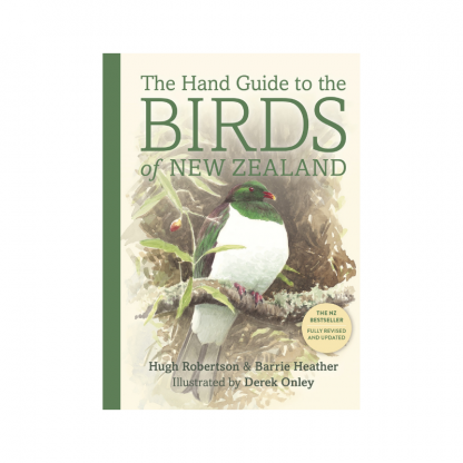 hand guide to birds of nz