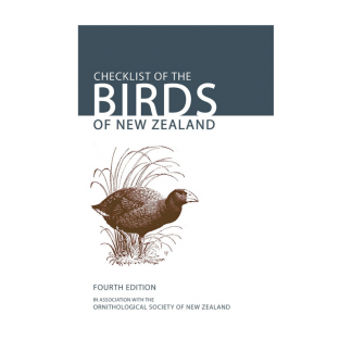 Checklist of Birds of NZ