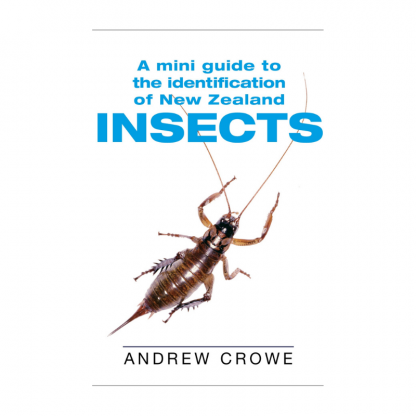 Mini Guide Insects NZ