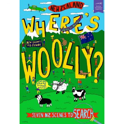 Where's Woolly